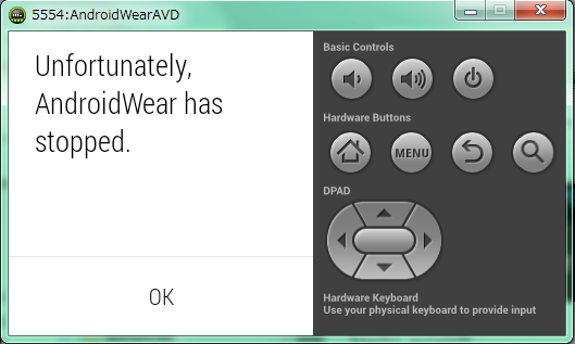 AndroidWearAppFailed.png