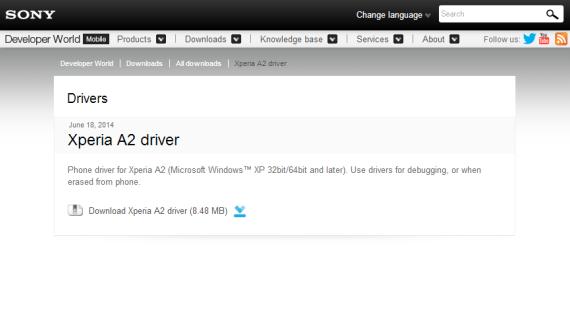 Xperia driver.png